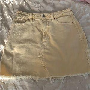 Abercrombie&Fitch Denim Skirt